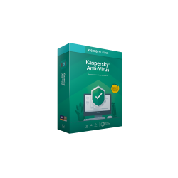 Kaspersky antivirus 1 poste...