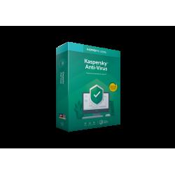Kaspersky antivirus 1 poste