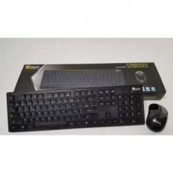 Kit clavier souris sans fil...