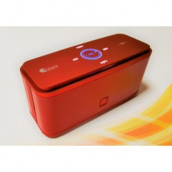 Enceinte Bluetooth C8 Rouge...