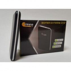 """Boitier externe 2.5"""" USB..."""